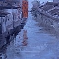 China Tongli River Charm by Bryan Alexander