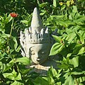 Chinese Garden Gnome by Mark Sellers