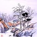 Chinese Landscape by Yolanda Koh