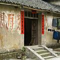 Chinese Laundry by Michele Burgess