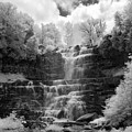 Chittenango Falls 1 by Mike Kurec