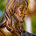 Christ In Bronze by Christopher Holmes