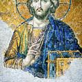 Christ Pantocrator by Dean Harte
