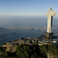 Christ The Redeemer Statue by Joel Sartore