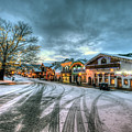 Christmas On Main Street by Brad Granger