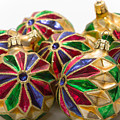 Christmas Ornaments by Louise Heusinkveld