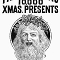 Christmas Present Ad, 1890 by Granger