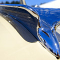 Chrysler New Yorker Deluxe Hood Ornament by Larry Keahey