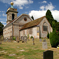 Church Of St. Lawrence West Wycombe 3 by Chris Day