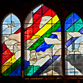 Church Window by Christopher Holmes