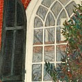 Church Window by Lois Guthridge