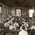 Cigar Factory, 1909 by Granger