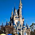 Cinderella Castle by Tommy Anderson