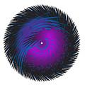 Circle Study No. 125 by Alan Bennington
