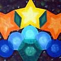 Circles And Stars by Nancy Sisco