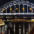 City At Night by Svetlana Sewell