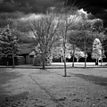 City Beach In Infrared by Lee Santa