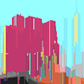City Color 3 by Lyle Crump
