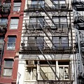 City Complex by Deborah  Crew-Johnson