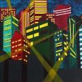 City Scion by Patti Bean