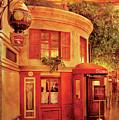 City - Vegas - Paris - Vins Detable by Mike Savad