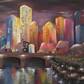 Citylights by Sabina Haas