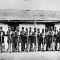 Civil War: Black Troops by Granger