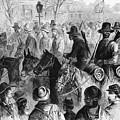 Civil War: Prisoner, 1864 by Granger
