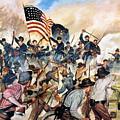 Civil War: Vicksburg, 1863 by Granger