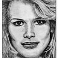 Claudia Schiffer In 1992 by J McCombie