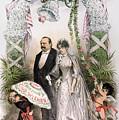 Clevelands Wedding, 1886 by Granger