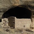 Cliff Dwelling Of Gila by Harry Noble