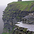 Cliffs Of Moher Ireland by Charles Harden