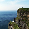 Cliffs Of Moher Ireland by Teresa Mucha