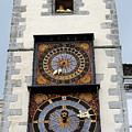 Clock Tower by Christiane Schulze Art And Photography