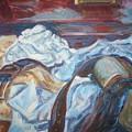 Clothes On Floor by Joseph Sandora Jr