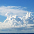 Cloud by Barbara Marcus