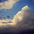 Clouds-3 by Paulette B Wright
