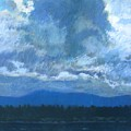 Clouds On The Kootenai by Robert Bissett