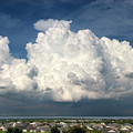 Clouds Over Florida by Carl Purcell