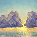 Cloudscape by Julianna Ziegler