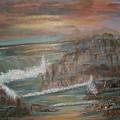 Coastal Brillancy by Mikki Alhart
