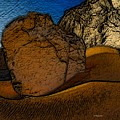 Coast.dunes.rocks by Dr Loifer Vladimir