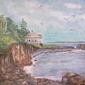 Coastline by Joseph Sandora Jr
