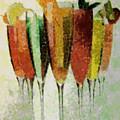 Cocktail Impression by Florene Welebny
