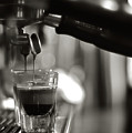 Coffee In Glass by JRJ-Photo