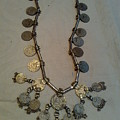 Coins Necklace by Dinesh Rathi
