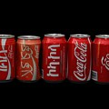 Coke Cans by Rob Hans