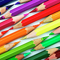 Colored Pencil Tips by Image by Catherine MacBride