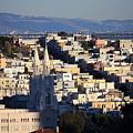 Colorful San Francisco by Carol Groenen